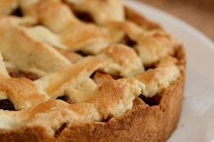 Recept voor echte Hollandse appeltaart